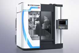 Crevoisier C5100 SARDI Industrial Machines Design