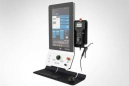 Tornos Control Panel SARDI HMI & Interaction Design