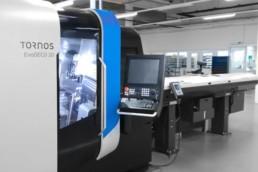 Tornos MultiSwiss XL SARDI Industrial Machines Design